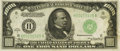 Small Size:Federal Reserve Notes, Fr. 2212-H $1,000 1934A Federal Reserve Note. PCGS Choice About New 55.. ...