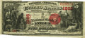 National Bank Notes:Missouri, Rolla, MO - $5 1875 Fr. 406 The NB of Rolla Ch. # 1865 PCGS VeryFine 30 Apparent.. ...