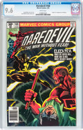 Modern Age (1980-Present):Superhero, Daredevil #168 (Marvel, 1981) CGC NM+ 9.6 White pages....