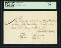 Miscellaneous:Other, Promissory Note - Albany, New York Sep. 14, 1798.. ...