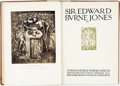 Books:Art & Architecture, [Pre-Raphaelites]. Sir Edward Burne Jones. London: George Newnes Limited, [n.d.]....