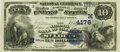 National Bank Notes:Missouri, Saint Louis, MO - $10 1882 Date Back Fr. 539 The NB of Commerce Ch.# (M)4178 PCGS Extremely Fine 45PPQ.. ...