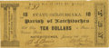 Obsoletes By State:Louisiana, Natchitoches, LA - Parish of Natchitoches $10 January 6, 1863. PCGS Very Fine 25.. ...