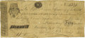 Obsoletes By State:Massachusetts, Boston, MA - Bank of the United States (the First) $50 April 29,1797 Contemporary Counterfeit US-1 C164. PCGS Fine 12 Apparen...