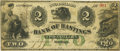 Obsoletes By State:Minnesota, Hastings, MN - Bank of Hastings $2 Oct. 1, 1863 MN-40 G4a HewittB160-D2b. PCGS Very Fine 20 Apparent.. ...
