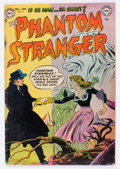 Golden Age (1938-1955):Horror, The Phantom Stranger #3 (DC, 1953) Condition: GD....