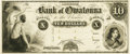 Obsoletes By State:Minnesota, Owatonna, MN - Bank of Owatonna $10 18__ MN-100 G4 Hewitt B460-D10.Proof. PCGS Very Choice New 64.. ...