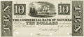 Obsoletes By State:Mississippi, Natchez, MS - Commercial Bank of Natchez $10 Branch Payable 18__ MS-160 G156 Kraus 4021p. Proof. PCGS Gem New 65PPQ.. ...