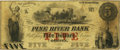 Obsoletes By State:New Hampshire, Ossipee, NH - Pine River Bank $5 June 11, 1857 NH-240 G8 SENC. PCGS Very Fine 20 Apparent.. ...