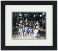 "Football Collectibles:Photos, 2010's Mark Gastineau, Marty Lyons, Joe Klecko & Abdul Salaam ""Sack Exchange"" Multi Signed Photograph...."