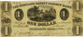 Obsoletes By State:Ohio, Kirtland, OH - Kirtland Safety Society Bank $1 Mar. 9, 1837 OH-245G2 Wolka 1424-02 Rust 4. PCGS Very Fine 25.. ...