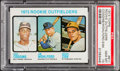 Baseball Cards:Singles (1970-Now), 1973 Topps Rookie Outfielders #611 PSA Gem Mint 10 - Pop Two....