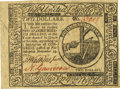 Colonial Notes:Continental Congress Issues, Continental Currency November 29, 1775 $2 Fr. CC-12. PCGS Gem New66PPQ.. ...