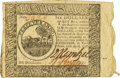 Colonial Notes:Continental Congress Issues, Continental Currency April 11, 1778 $6 Fr. CC-73. PCGS Choice AboutNew 58.. ...