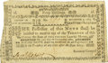 Colonial Notes:New Hampshire, New Hampshire November 3, 1775 40 Shillings Fr. NH-152. PCGSExtremely Fine 40 Apparent.. ...