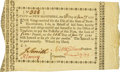 Colonial Notes:New Hampshire, State of New Hampshire 1777 with Handwritten Date (January 20,1777) 5 Pounds Fr. NH-177 Anderson-Smythe NH-1. PCGS Very Fine ...