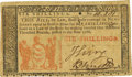 Colonial Notes:New Jersey, State of New Jersey 1786 6 Shillings Fr. NJ-213. PCGS Very Fine25.. ...