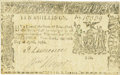 Colonial Notes:New York, State of New York April 18, 1786 10 Shillings Fr. NY-223. PCGS Very Fine 30 Apparent.. ...