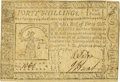 Colonial Notes:North Carolina, North Carolina December 29, 1785. 40 Shillings. Fr. NC-215. PCGSAbout New 53.. ...