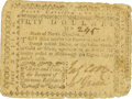 Colonial Notes:North Carolina, North Carolina 1780 (April 17, 1780 Act) $50 Liberty and Peace, theReward of Virtuous Resistance Fr. NC-190b. PCGS Fine 15 Ap...