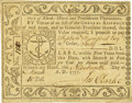 "Colonial Notes:Rhode Island, Rhode Island General-Treasurer 1777 Written Dates ""March 19, 1777""$40 ""at 4%...within Five Years"" Fr. RI-263 Anderson-Smythe ..."