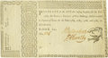Colonial Notes:South Carolina, (South Carolina) Act for Raising Supplies for the Year 1787 SpecialIndent of 5 Shillings Fr. SC-174 Anderson-Smythe 21. PCGS Ve...