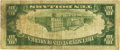 Error Notes:Inverted Reverses, Fr. 2006-F $10 1934A Inverted Reverse Federal Reserve Note. PCGSFine 12 Apparent.. ...