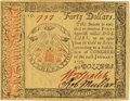 Colonial Notes:Continental Congress Issues, Continental Currency November 2, 1776 $2 Fr. CC-47. PCGS Gem New65PPQ.. ...