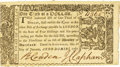 Colonial Notes:Maryland, Maryland January 1, 1767 $1/3 Fr. MD-41. PCGS Gem New 66PPQ.. ...