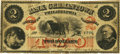 Obsoletes By State:Pennsylvania, Germantown, PA - Bank of Germantown in the City & County of Philadelphia $2 January 15, 1862 PA-150 G16a Hoober 305-15. PCGS ...