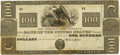 Obsoletes By State:Pennsylvania, Philadelphia, PA - Bank of the United State (the Second) $100 18__US-2 G32 Hoober 305-153. Proof. PCGS Very Fine 25 Apparen...