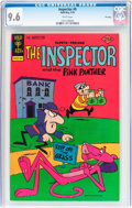 Bronze Age (1970-1979):Cartoon Character, The Inspector #9 File Copy (Gold Key, 1976) CGC NM+ 9.6 Whitepages....
