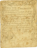 Colonial Notes:Massachusetts, Massachusetts Bay August 18, 1775 2 Shillings 6 Pence Fr. MA-160.PCGS Fine 15 Apparent.. ...