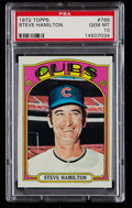 Baseball Cards:Singles (1970-Now), 1972 Topps Steve Hamilton #766 PSA Gem Mint 10 - Pop Three....