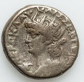 Ancients:Roman Provincial , Ancients: EGYPT. Alexandria. Nero (AD 54-68). BIL tetradrachm(12.87 gm)....
