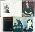 Books:Biography & Memoir, [Oscar Wilde]. Group of Five Biographies. Various publishers anddates. ... (Total: 5 Items)