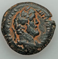 Ancients:Roman Provincial , Ancients: EGYPT. Alexandria. Antoninus Pius (AD 138-161). AE drachm(19.78 gm)....