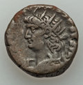 Ancients:Roman Provincial , Ancients: EGYPT. Alexandria. Nero (AD 54-68). BIL tetradrachm(13.18 gm)....