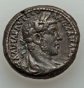 Ancients:Roman Provincial , Ancients: EGYPT. Alexandria. Severus Alexander (AD 222-235). BILtetradrachm (13.25 gm)....