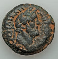 Ancients:Roman Provincial , Ancients: EGYPT. Alexandria. Antoninus Pius (AD 138-161). AE drachm(20.41 gm)....