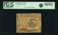 Colonial Notes:Continental Congress Issues, Continental Currency May 10. 1775 $4 Fr. CC-4. PCGS Choice AboutNew 58PPQ.. ...