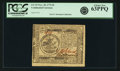 Colonial Notes:Continental Congress Issues, Continental Currency November 29, 1775 $5 Fr. CC-15. PCGS ChoiceNew 63PPQ.. ...