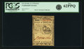 Colonial Notes:Continental Congress Issues, Continental Currency February 17, 1776 $1/2 Fr. CC-21. PCGS New 62PPQ.. ...