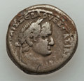 Ancients:Roman Provincial , Ancients: EGYPT. Alexandria. Vespasian (AD 69-79). BIL tetradrachm(12.85 gm)....