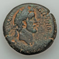 Ancients:Roman Provincial , Ancients: EGYPT. Alexandria. Antoninus Pius (AD 138-161). AE drachm(22.26 gm)....