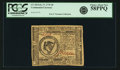 Colonial Notes:Continental Congress Issues, Continental Currency February 17, 1776 $8 Fr. CC-30. PCGS Choice About New 58PPQ.. ...