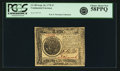 Colonial Notes:Continental Congress Issues, Continental Currency September 26, 1778 $7 Fr. CC-80. PCGS ChoiceAbout New 58PPQ.. ...