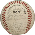 Autographs:Baseballs, 1990 San Diego Padres Team Signed Baseball. The 1990 edition of theSan Diego could manage no better than 4th place in the ...