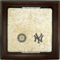 Baseball Collectibles:Hats, Seattle Mariners vs New York Yankees Game Used Base with DisplayCase. Her we provide an example of the Original Hollywood ...