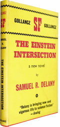 Books:Fiction, Samuel R. Delany: The Einstein Intersection (London: VictorGollancz Ltd., 1968), first UK edition, 159 pages, red cloth...(Total: 1 Item)